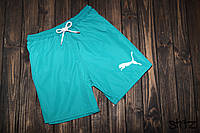 Стильные пляжные шорты Puma, шорты для пляжа Пума