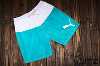 Модные пляжные шорты Puma, шорты для пляжа Пума