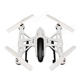 Квадрокоптер аккумуляторный на р/у 509V с видеокамерой Белый (int509V)