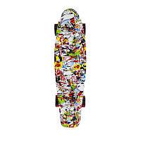 Пениборд Nils Extreme Art Multicolor, фото 1