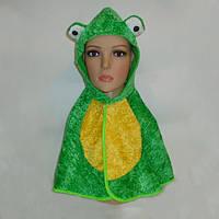Детский костюм пелерина Лягушка