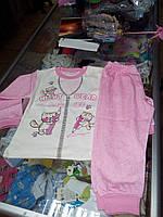 Пижама для девочки р.80 - 104см