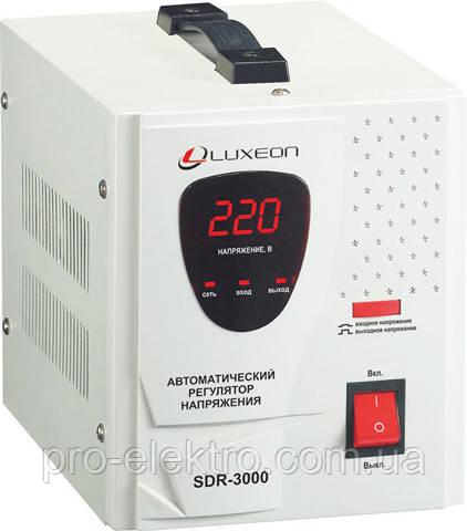 Стабилизатор напряжения Luxeon SDR 3000