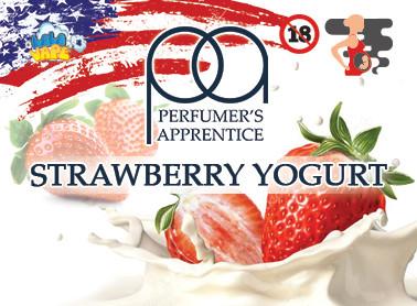 Strawberry Yogurt ароматизатор TPA (Клубничный йогурт)
