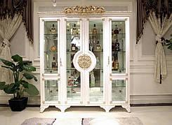Витрина 4 дверная Эрмитаж
