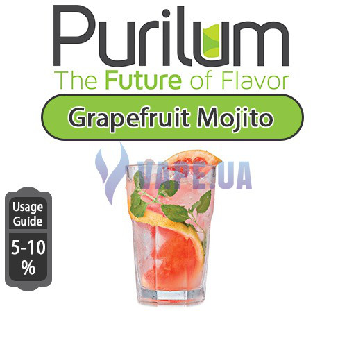 Ароматизатор Purilum - Grapefruit Mojito (Грейпфрутовый мохито)