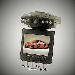 Автомобильные видеорегистратор  dvr с 2,5 дюймов TFT цветной экран, фото 2