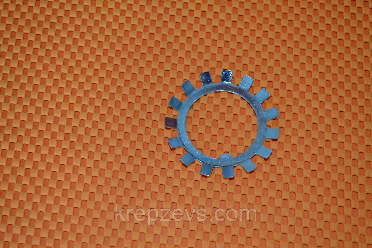 Шайба Ф52 стопорная многолапчатая ГОСТ 11872-80, DIN 5406