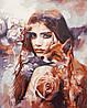 VP971 Набор-раскраска по номерам Лисички худ. Димитра Милан
