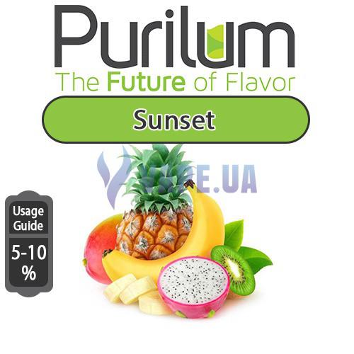 Ароматизатор Purilum - Sunset (Тропический микс)
