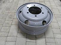 Колесный диск KpK3 509.3101012-11.04 ET125 DIA 161 ЭТАЛОН (17.5х6.0L) серый
