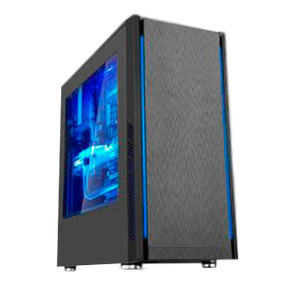 Игровой компьютер на AMD FX-8300 / 8GB DDR3 / 500GB HDD / GeForce GTX 1050 Ti 4GB GDDR5 / БП 500W / 12 мес. гарантия, фото 2