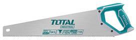 Ножівка TOTAL THT55206D 7 зубів на дюйм, довжина 500мм.