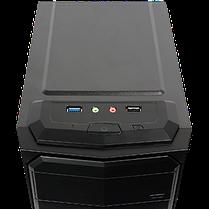 Игровой компьютер на AMD FX-4320 / 8GB DDR3 / 500GB HDD / GeForce GTX 1050 2GB GDDR5 / БП 450W / 12 мес. гарантия, фото 3