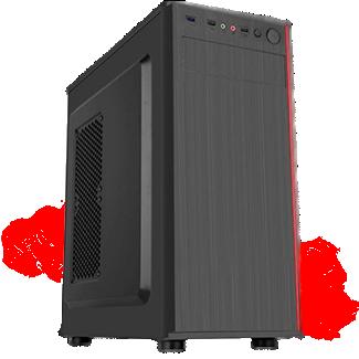 Игровой компьютер на AMD Athlon X4 840 / 6GB DDR3 / 320GB HDD / Radeon RX 560 4GB GDDR5 (HDMI, DVI, DisplayPort) / БП 400W / 12 мес. гарантия