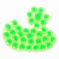 Полочка -липучка Уточка зеленая
