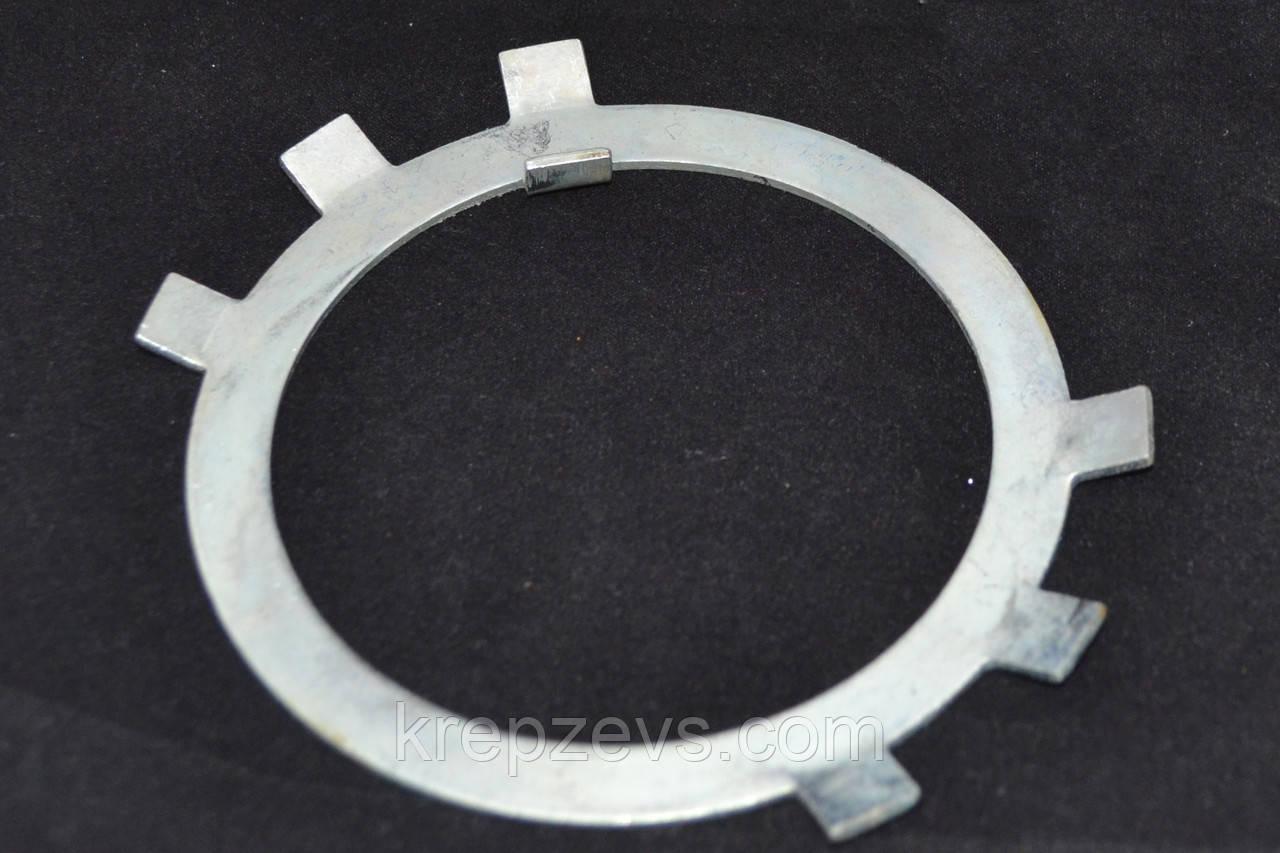 Шайба Ф135 стопорная многолапчатая ГОСТ 11872-80, DIN 5406