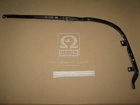 Направляющая бампера заднего правая MITSUBISHI LANCER 9 (Мицубиси Ланцер 9) 2004-08 (пр-во TEMPEST)
