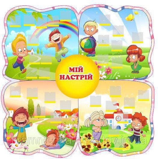 Уголок настроения в детский сад
