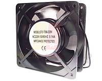 Кулер для охлаждения серверных БП SUNON 12038 DC sleeve fan 2pin - 120*120*38мм, 220V, 2600об/мин