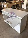 Маникюрный стол с удобными ящиками, белый, фото 7