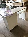 Маникюрный стол с удобными ящиками, белый, фото 8