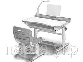 Комплект Evo-kids (стул+стол+подставка+лампа) BD-04 New (XL 80см), 4 цвета