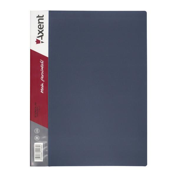 Дисплей-книга 60 файлов, серая