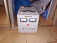 Стабилизатор напряжения Forte TVR-5000VA рабочий как новый