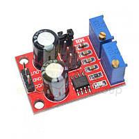 Модуль генератор импульсов на NE555