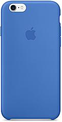Чехол накладка на iPhone 7/8 Silicone Case синий