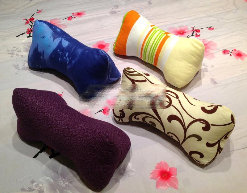 Ортопедическая подушка косточка цветная