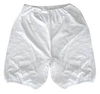 Панталоны женские белые большого размера, компьютерка, р.р.48-60