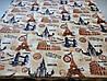 Микрофибровая простынь, покрывало TRUE LOVE евро Города, фото 5