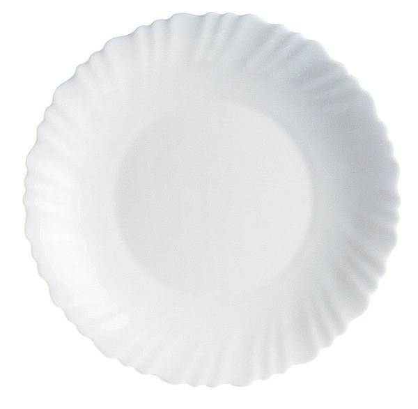 Тарелка обеденная Luminarc Feston 25 см 22222