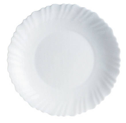 Тарелка обеденная Luminarc Feston 25 см 22222, фото 2