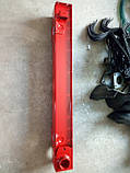 Коробка передач, ванна, корито косарки роторної захопленням 1,65 м. Виробник Wirax Польща., фото 3