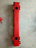 Коробка передач, ванна, корито косарки роторної захопленням 1,65 м. Виробник Wirax Польща., фото 2