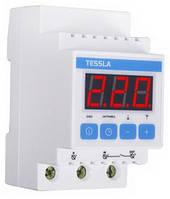 Терморегулятор для систем снеготаяния на DIN-рейку Tessla DTS