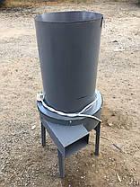 Измельчитель сена (соломы), травы, бумаги, гумуса, перегноя, компоста, опилок, 3 кВт,  250 кг/час, фото 2