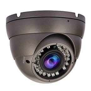 Купольная камера видеонаблюдения Hykamic 1080P HD 2.8-12 mm, фото 2