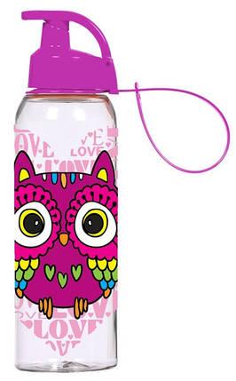 Бутылка для спорта Herevin Owl 500 мл 161415-150, фото 2