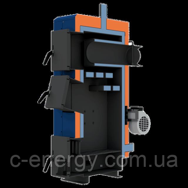 Котел длительного горения НЕУС-КТА 15 кВт (до 150 м2)