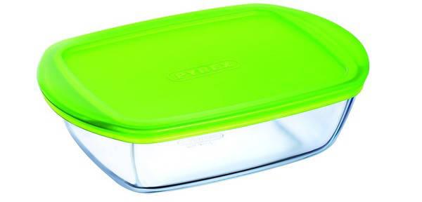 Форма для запекания Pyrex Cook & Store 17 * 10 * 5  см 214P000, фото 2