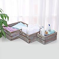 Деревянные ящики для декора , фото 1