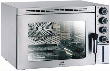 Конвекционная печь с пароувлажнением hurakan hkn-xf023, фото 2