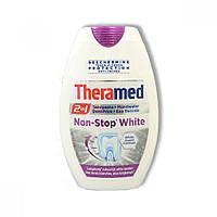 Зубная паста Theramed  2 in 1 Non-Stop*White(отбеливающая) 75 мл Германия