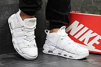 Кроссовки Nike Air More Uptempo 96 белые
