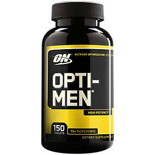 Optimum Nutrition Opti-Men 150 tab, фото 2