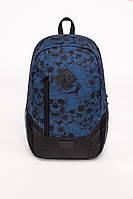 Рюкзак школьный молодежный Urban Planet B9 MEXICANO DEEP